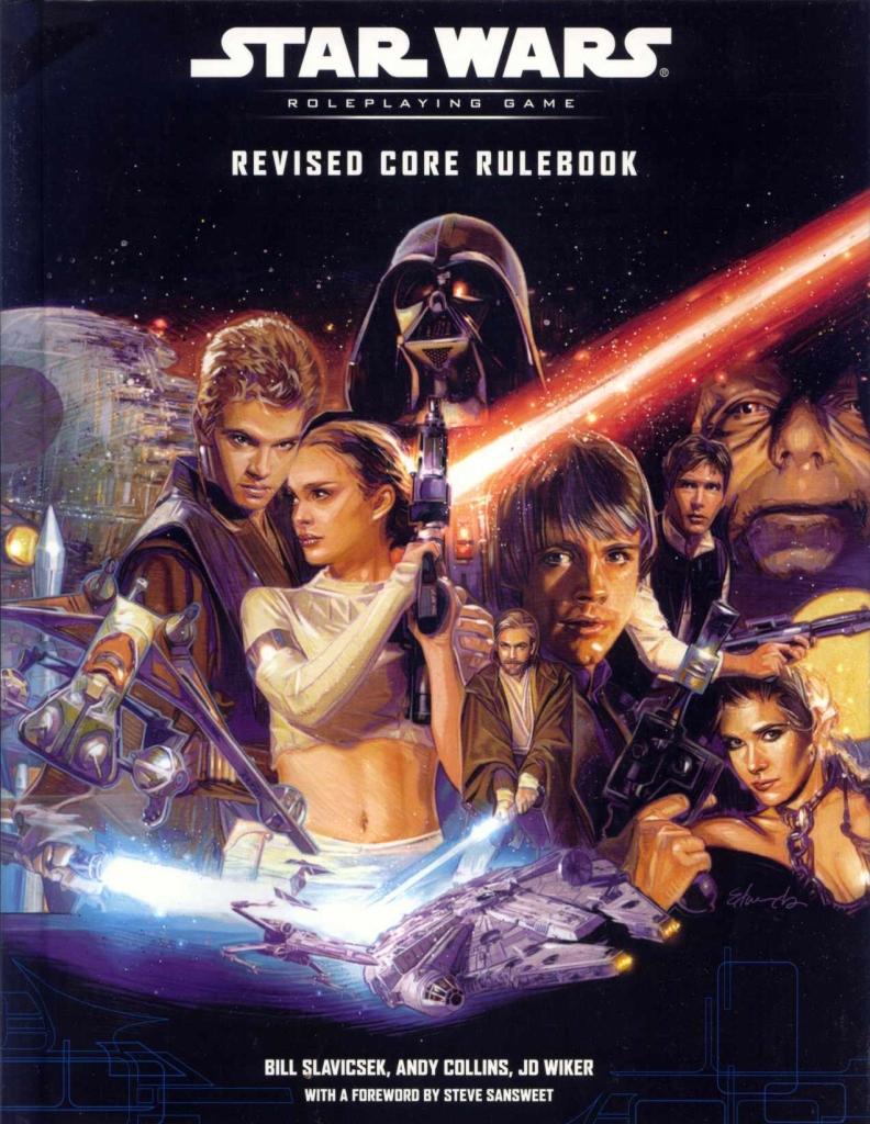 RoleplayingGameRevisedCoreRulebook